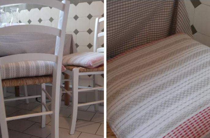 Meine Küche freut sich über neue Mitbewohner: 4 Stühle, hübsche ...