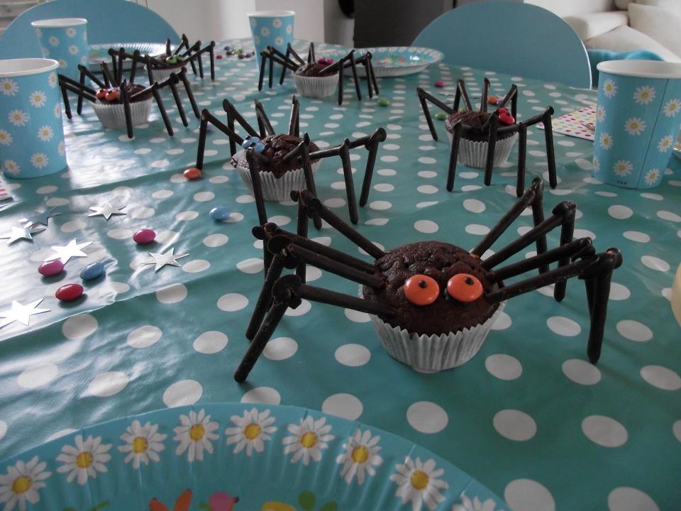 Halloween Kindergeburtstag.Geburtstag Madamechoufleuse